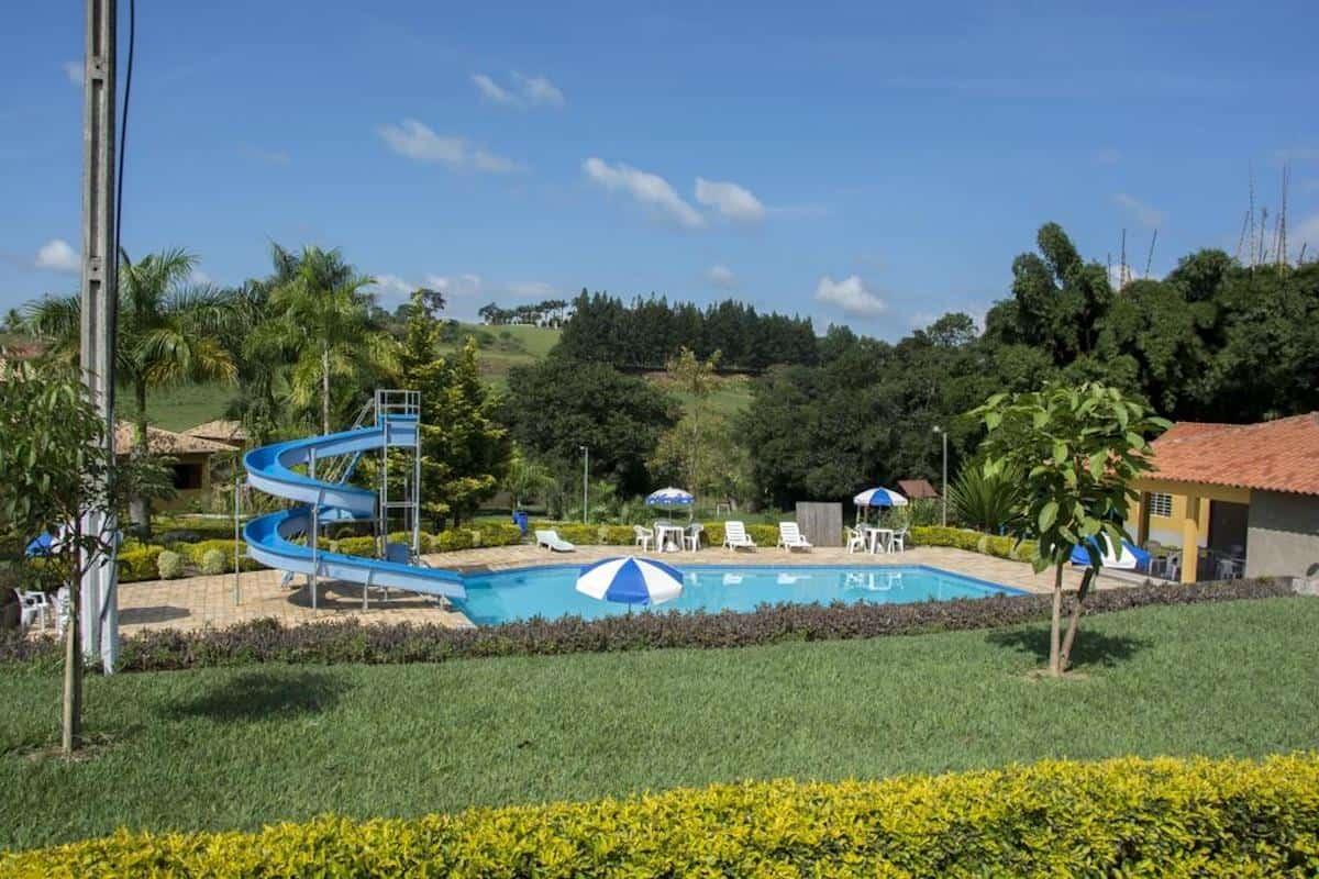 Hotel Fazenda Monte Siao