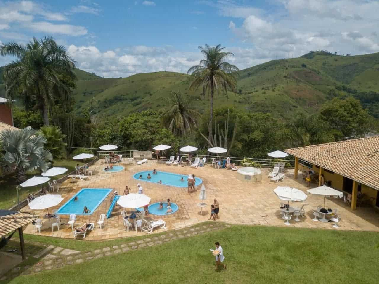 Hotel Fazenda Morro Grande