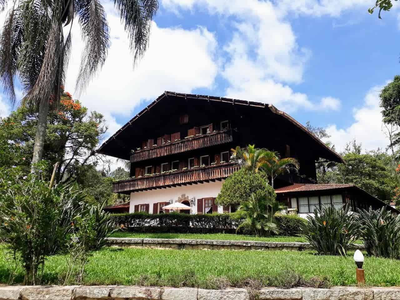 Hotel Fazenda Sao Moritz