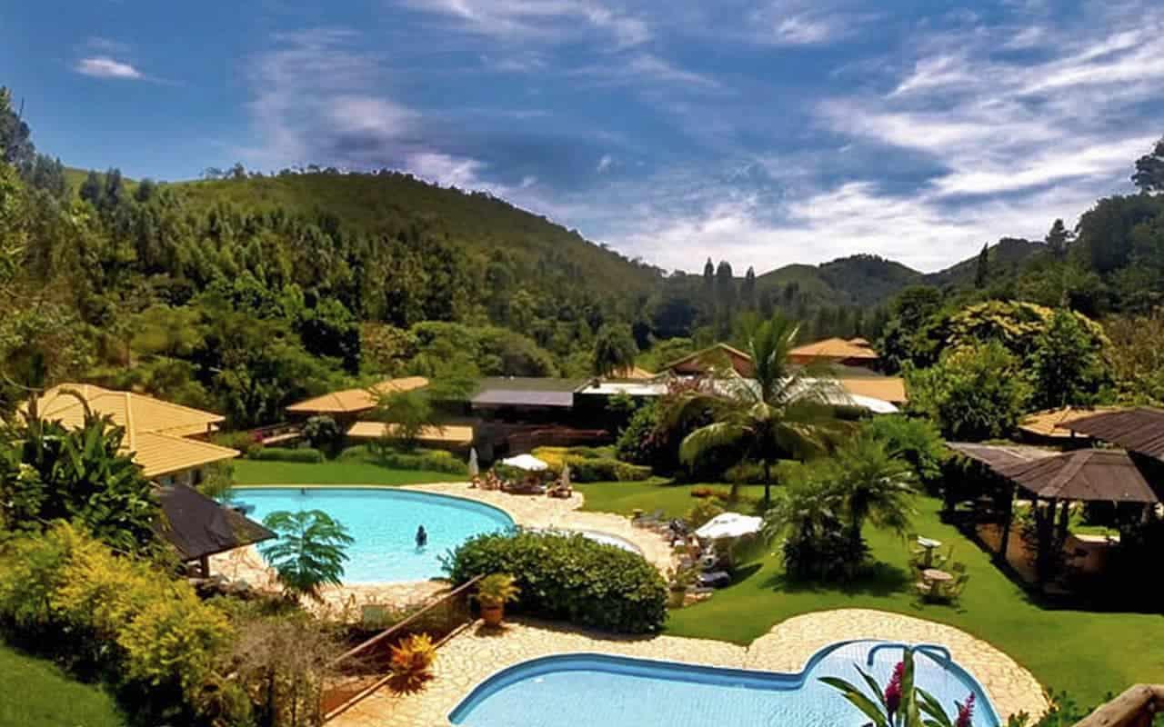 Hotel Fazenda Vilar
