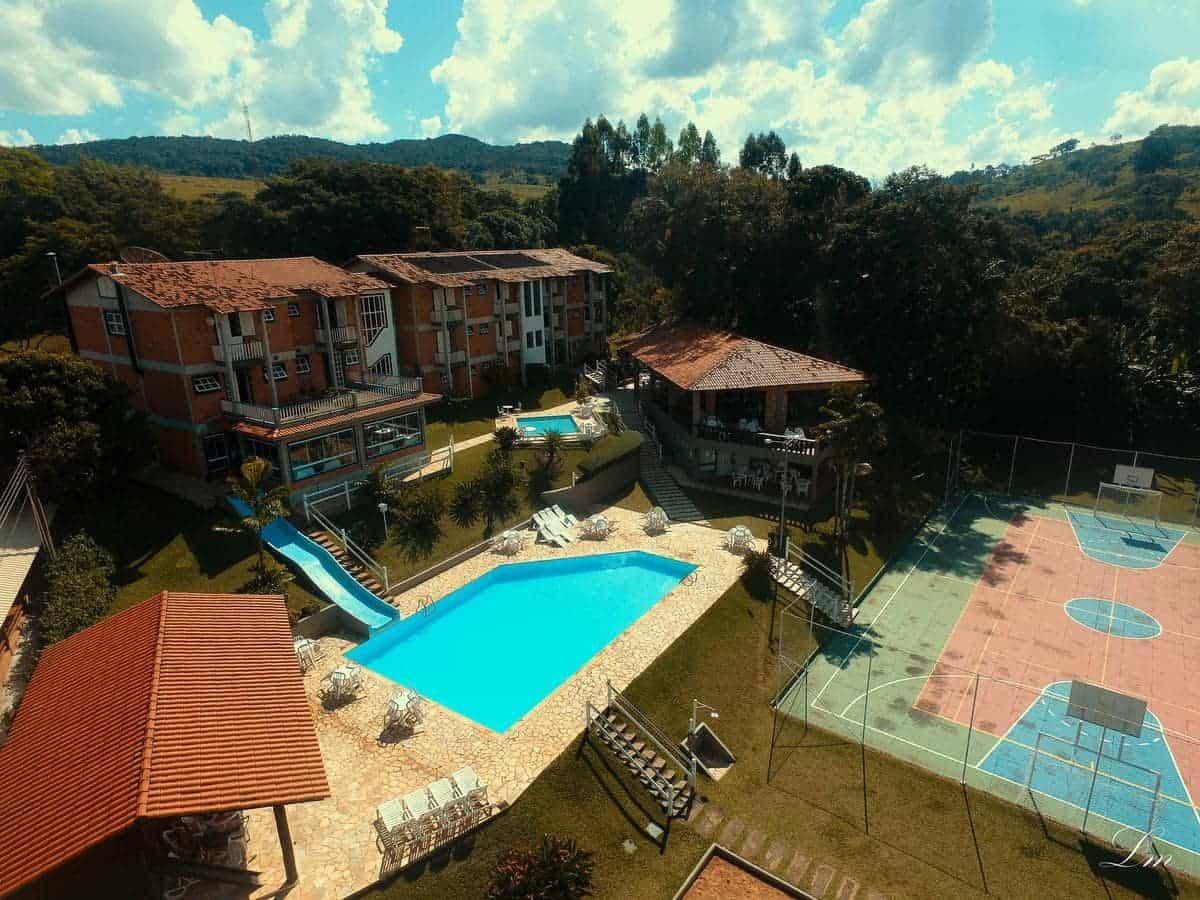 Hotel Fazenda alamo