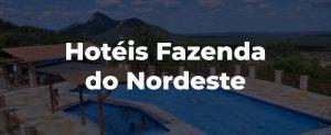 Melhores Hoteis Fazenda do Nordeste