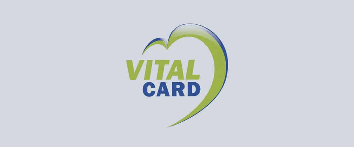 vital card logo